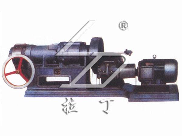 XJL-150 橡胶过滤挤出机