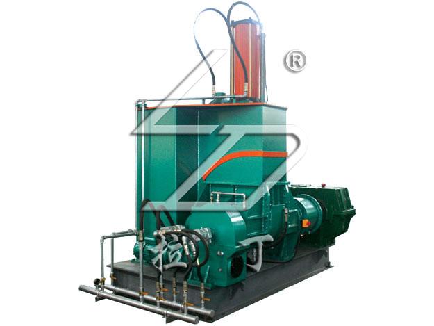 橡胶(塑料)加压式密炼机